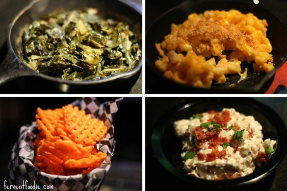 whisky river charlotte - side dishes