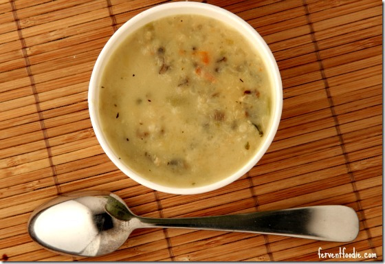 panera chicken and wild rice soup (2)
