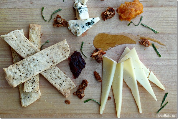 Napa on Providence - Cheese Plate (4)