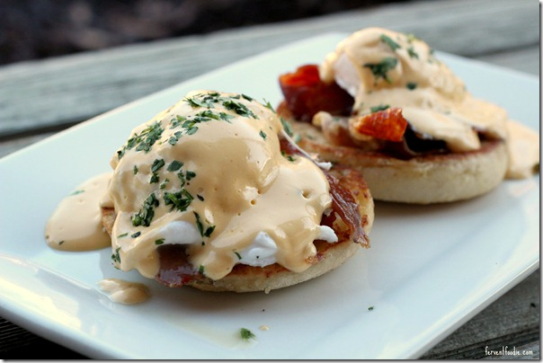 Napa on Providence - Eggs Benedict (3)