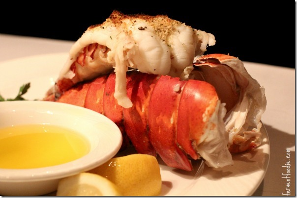 the palm charlotte lobster