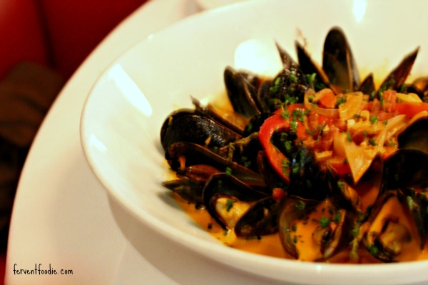 george's mussels
