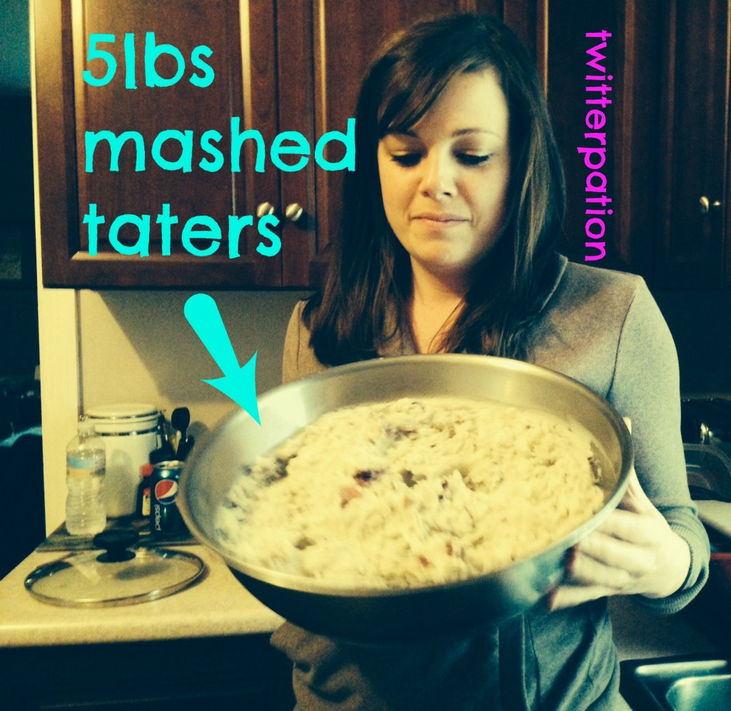 mashed taters