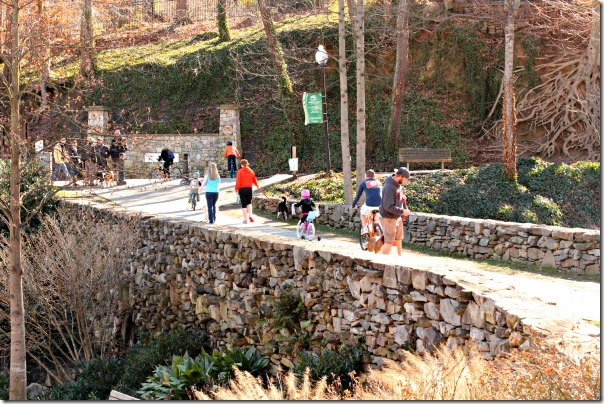 Greenville greenway