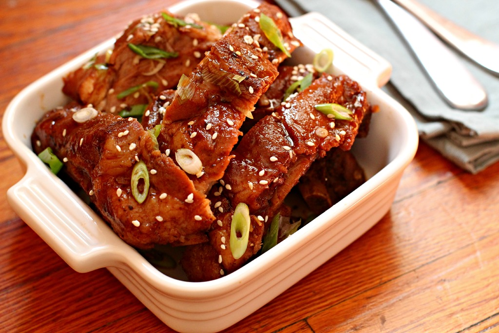 Chinese Baby Back Ribs {recipe}