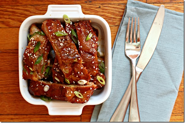 Chinese Baby Back Ribs 3